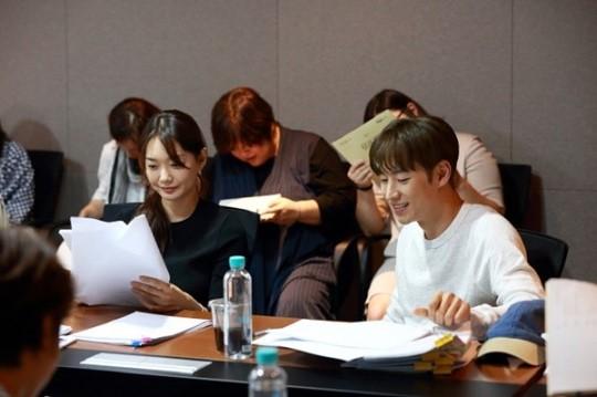 Shin Min Ah Lee Je Hoon 2