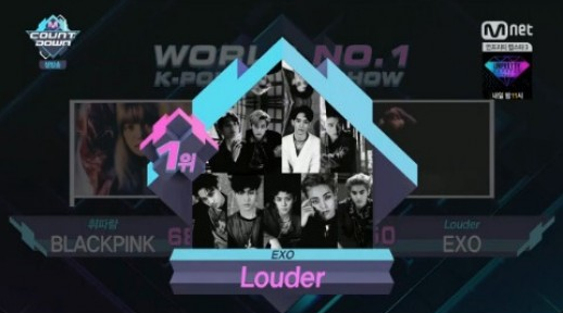 "EXO Takes 5th Win For ""Lotto"" On ""M!Countdown,"" Performances By I.O.I, UP10TION, And More"