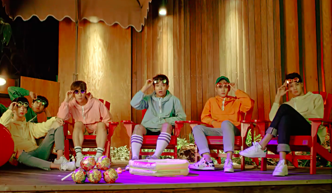 Watch: HALO Makes Energetic Comeback As The Boys Next Door In New MV