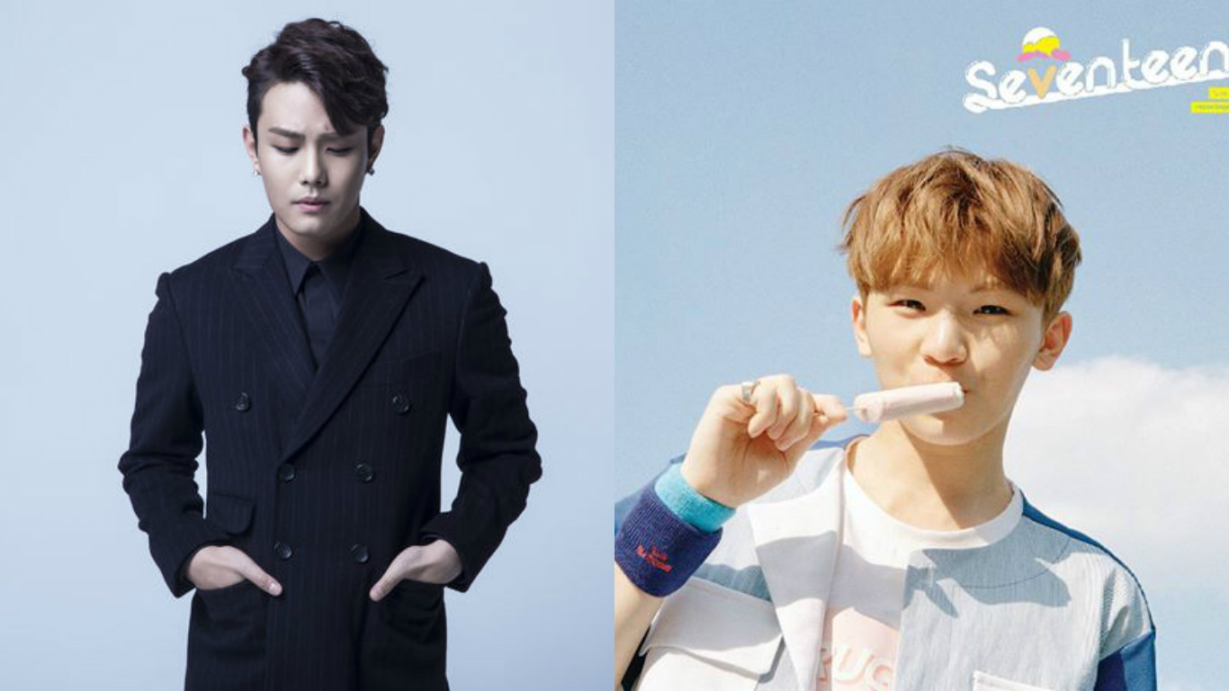 Kanto's First Comeback In Two Years To Feature SEVENTEEN's Woozi