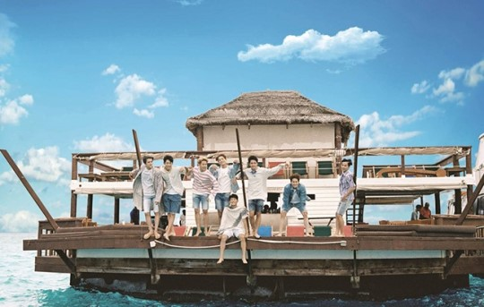 EXO's Fiji Photo Shoot To Be Unveiled In Exhibition