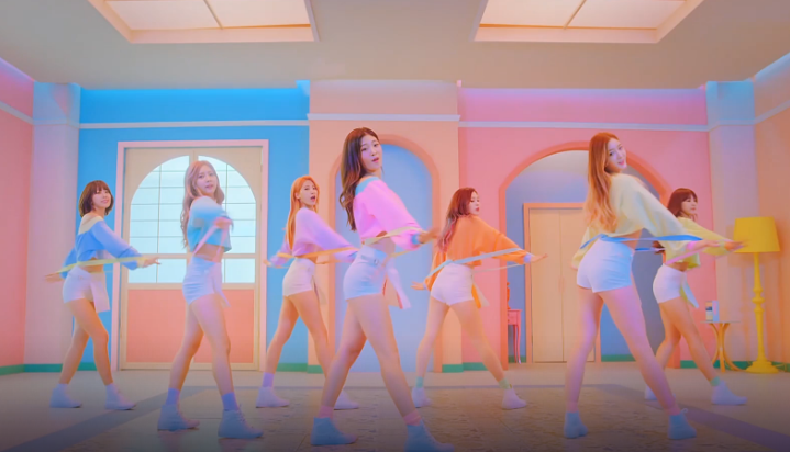 "Watch: DIA Reveals Their Love For ""Mr. Potter"" In MV Teaser"