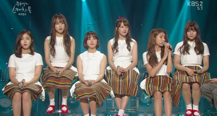 GFRIEND Responds To The View That All Their Songs Sound The Same