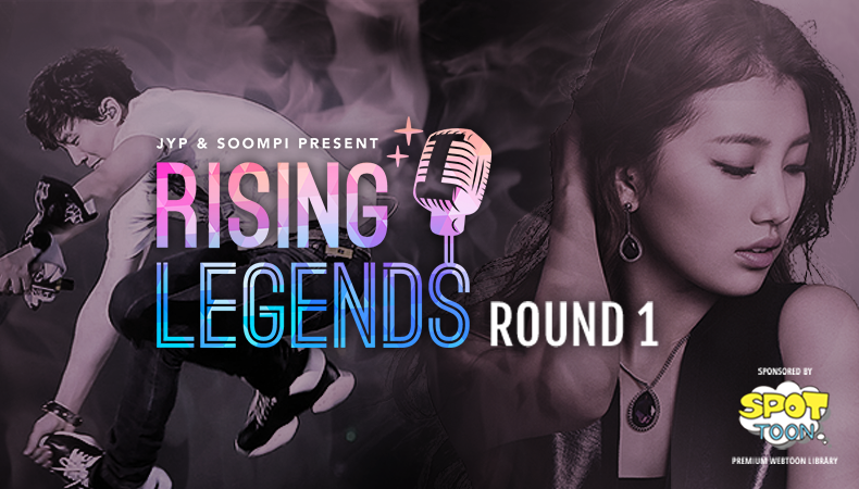 JYP Entertainment x Soompi Rising Legends Round One: VOTE NOW!