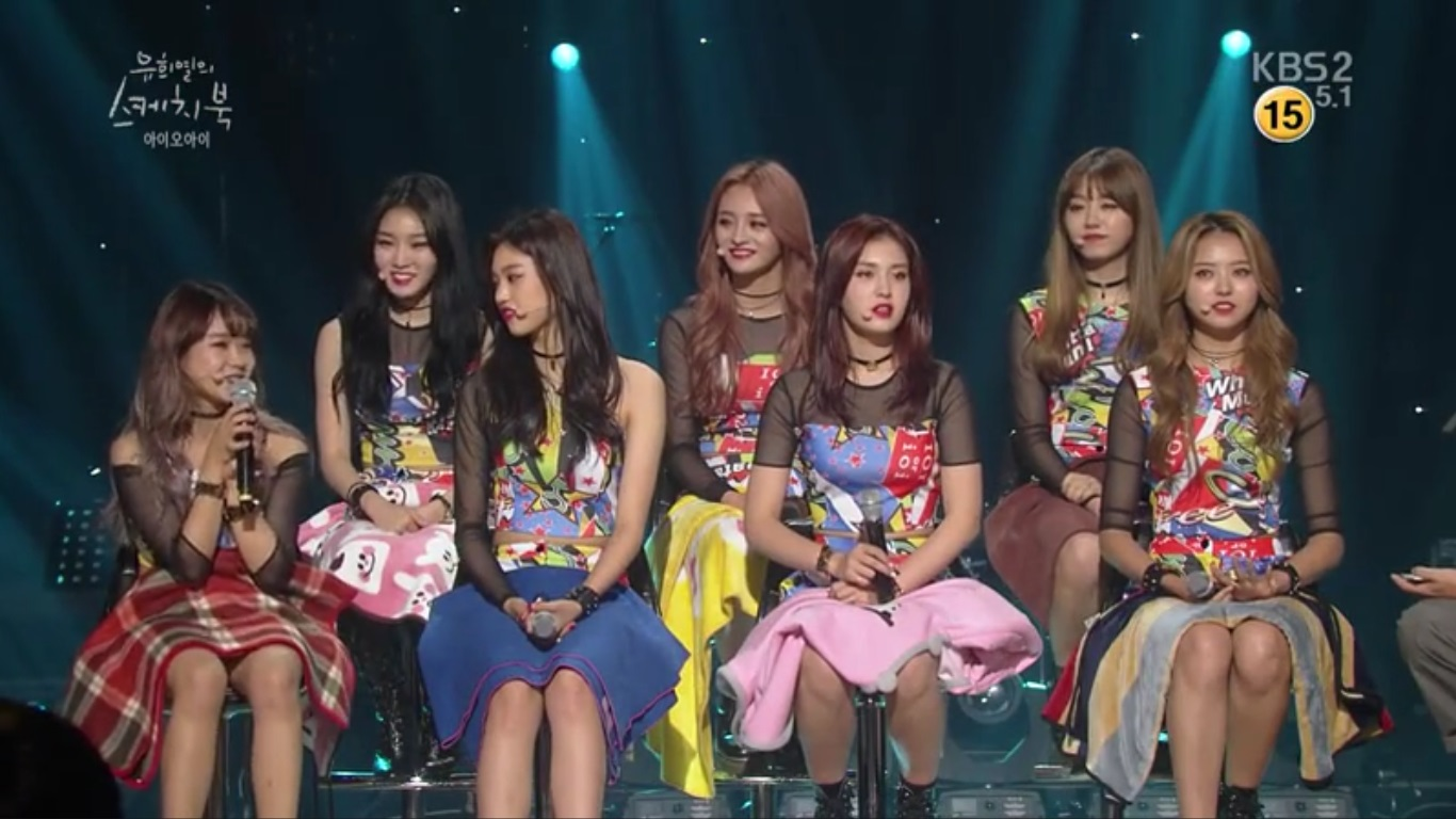 "I.O.I Reveals They Were Sure ""Pick Me"" Would Be A Disaster"