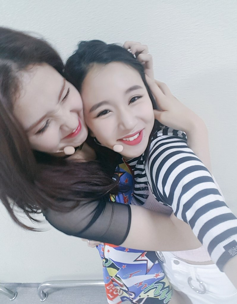 Jeon Somi Chaeyoung