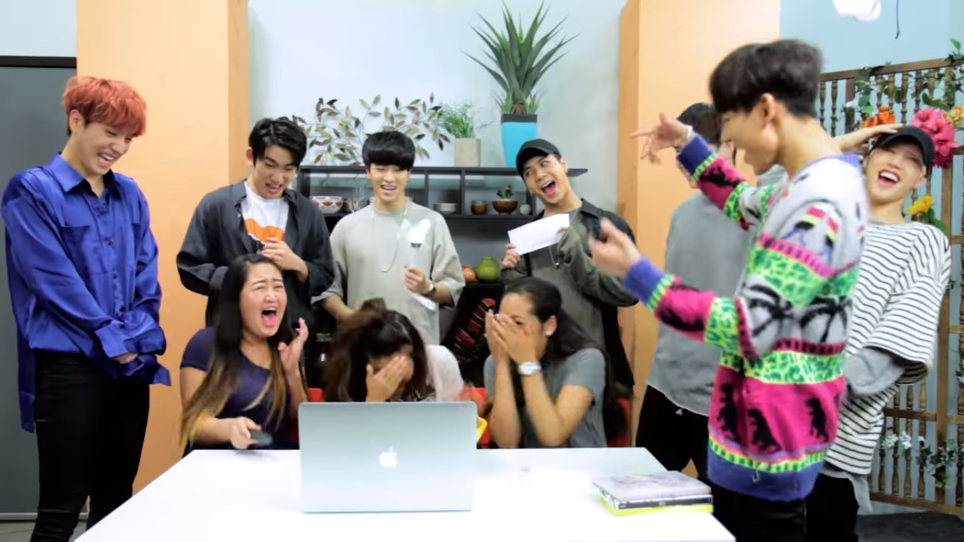 Watch: GOT7 Surprises Lucky Fans Through BuzzFeed