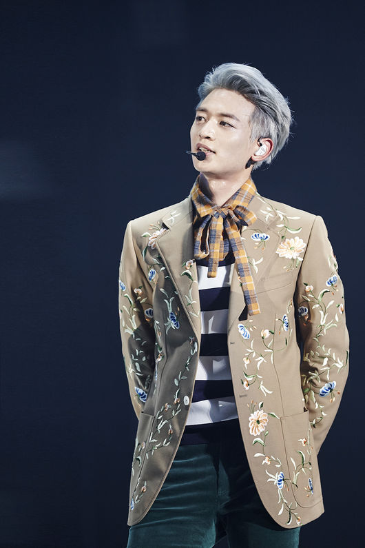 SHINee's Minho Talks About Recent Stress And Explains Why He Dyed His Hair