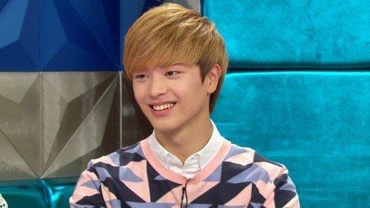 btob yook sungjae radio star