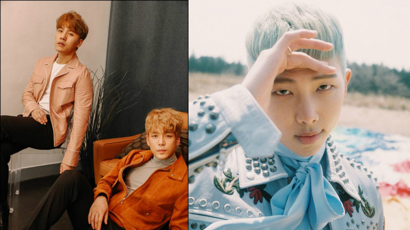 Homme Had No Idea BTS's Rap Monster Would Write Ballads So Well
