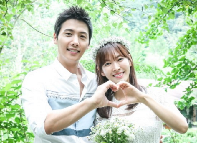 Lee Sang Woo Kim So Yeon