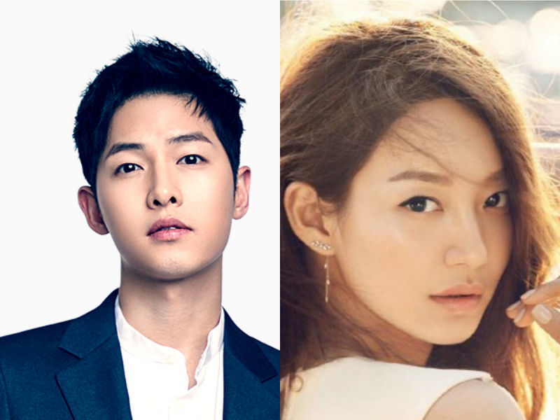 Song Joong Ki And Shin Min Ah To Attend Seoul Drama Awards 2016