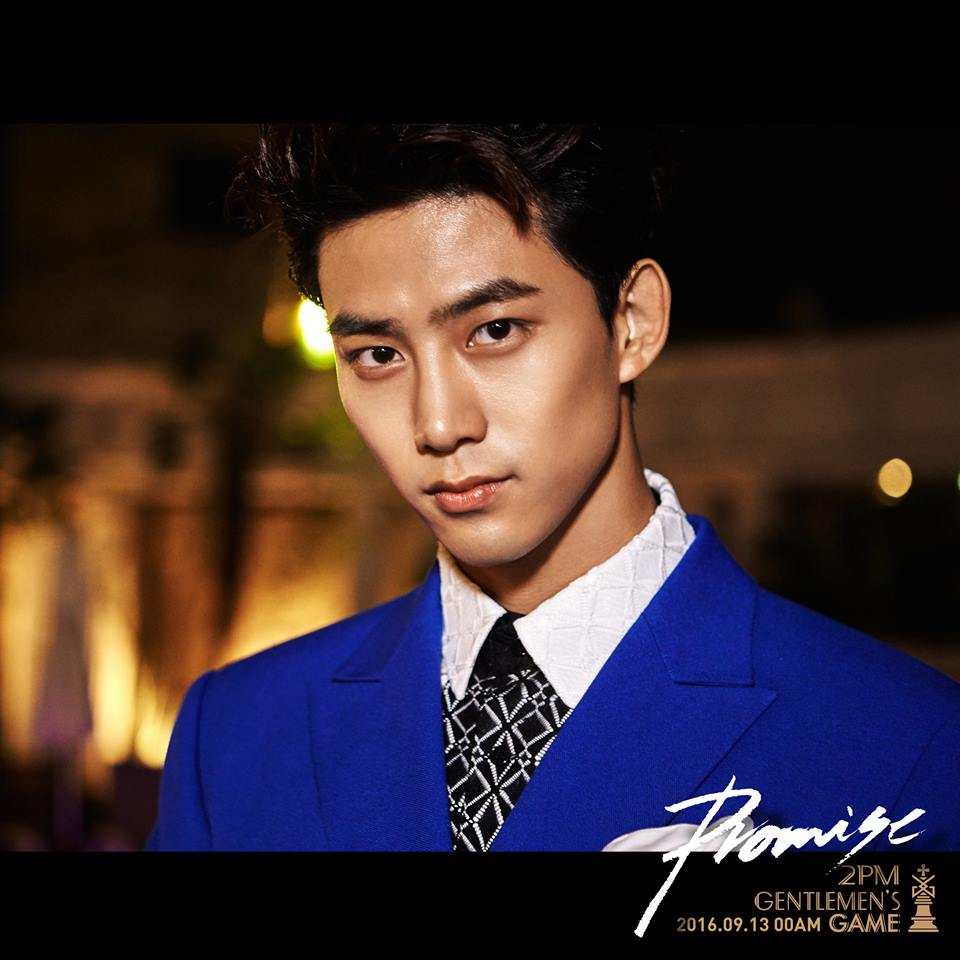 2pm gentlemen taecyeon 2