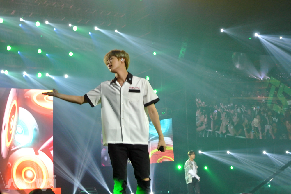 "10 Favorite Moments From ""Show Champion"" In Manila"