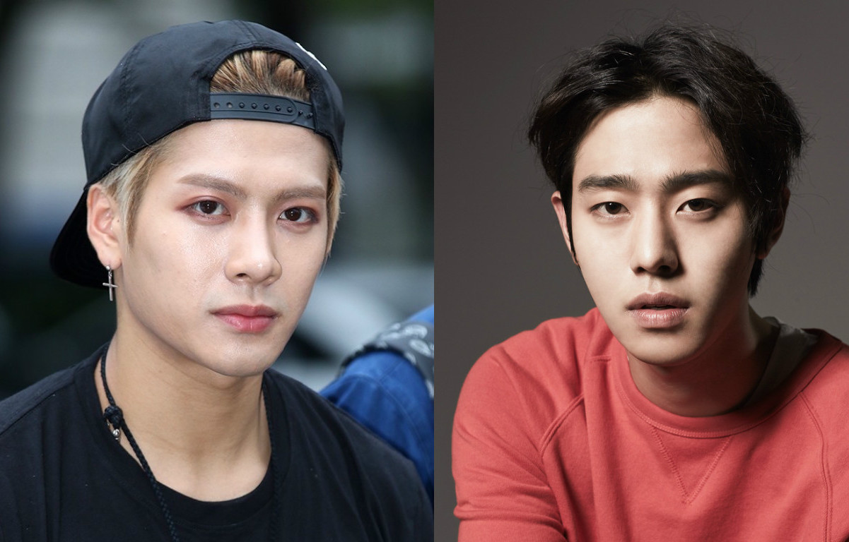 Got7 S Jackson And Ahn Hyo Seop Are Up Next On Celebrity Bromance