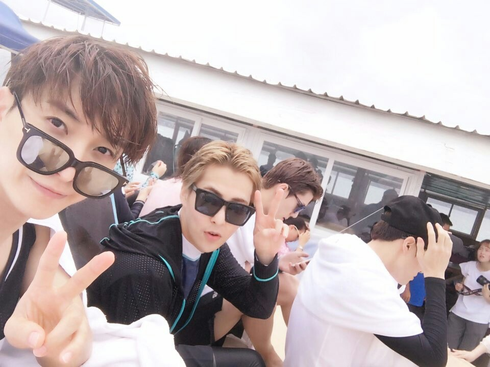 SM Workshop Leeteuk Xiumin
