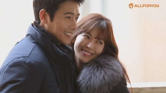 Kim So Yeon And Lee Sang Woo Are Lovey Dovey In Couple Pictorial