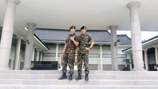 Yunho Lee Seung Gi 1