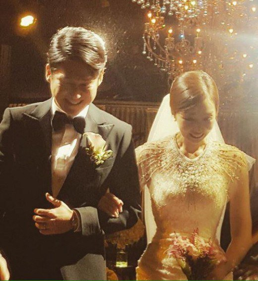 Actor Song Chang Eui Gets Married In Private Ceremony
