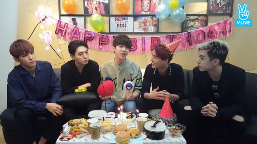Day celebrates st debut anniversary with fans via live broadcast