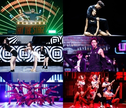 "Watch: Nicole, Bora, Mijoo, and Shownu Go ""Crazy"" For ""Hit The Stage"" Performances"