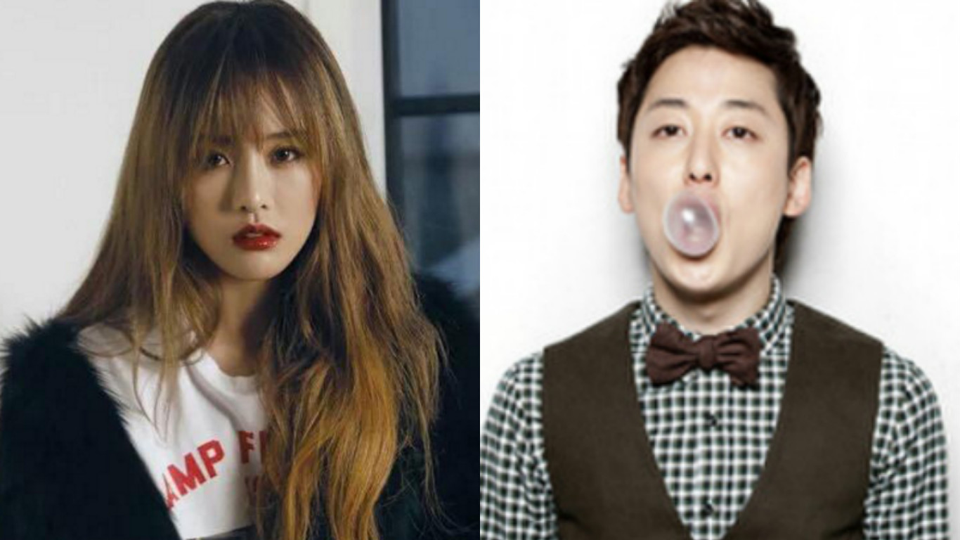 Rapper Kasper And Geeks's Louie Are Revealed To Have Broken Up