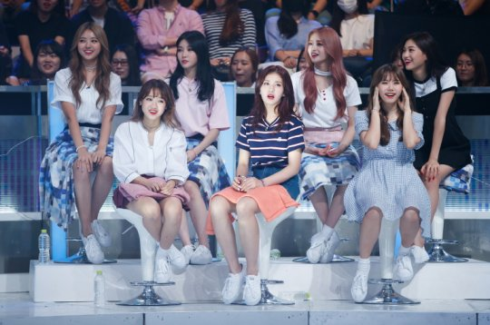 """I.O.I To Appear On """"I Can See Your Voice"""""""