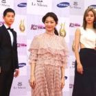 Korean And International Actors Stun At Seoul Drama Awards 2016 Red Carpet