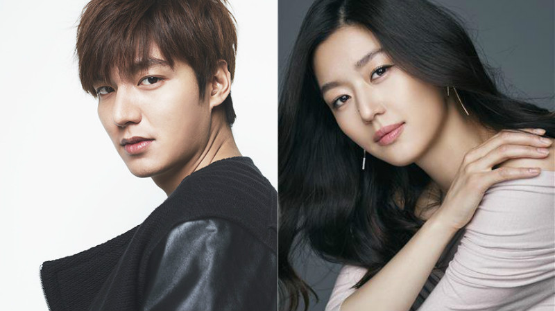 "Lee Min Ho And Jun Ji Hyun Going To Spain This Weekend To Film ""Legend Of The Blue Sea"""