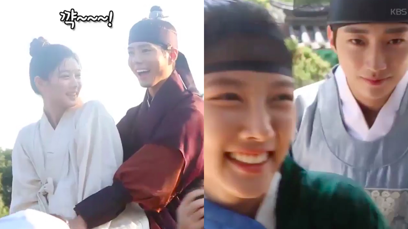 """Watch: """"Moonlight Drawn By Clouds"""" Making-Of Video Reveals All The Fun The Cast Has On Set"""