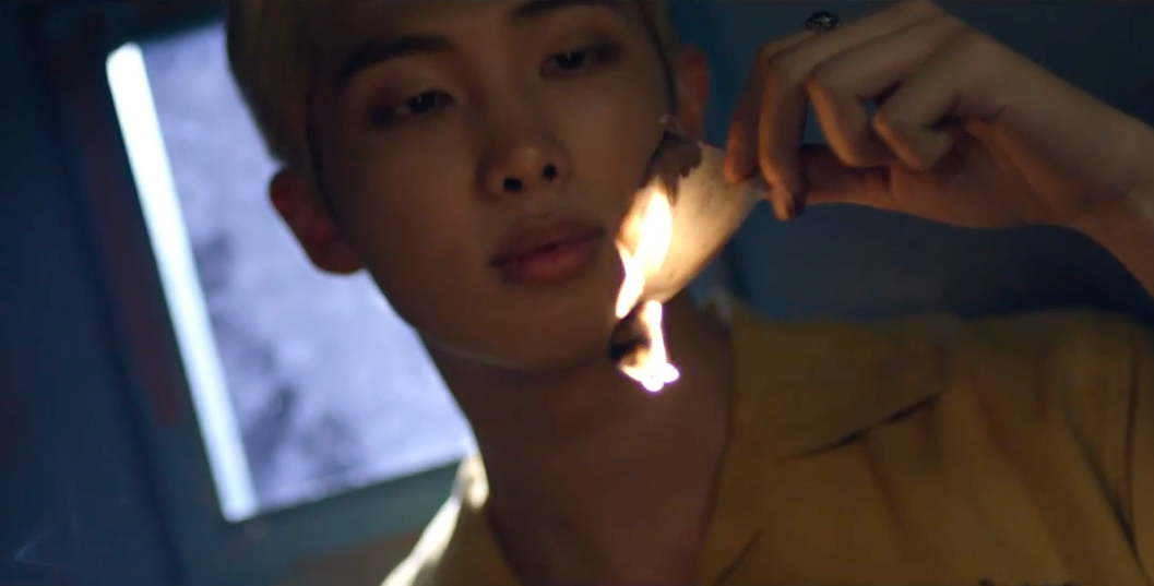 "Watch: BTS Releases New Mesmerizing ""WINGS"" Short Film, Starring Rap Monster"