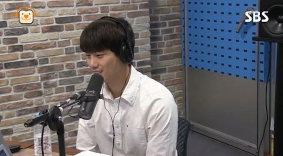 2PM Taecyeon 2