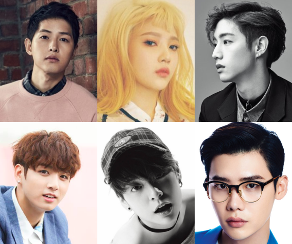 Which K-Pop Star Shares Your September Birthday?   Soompi