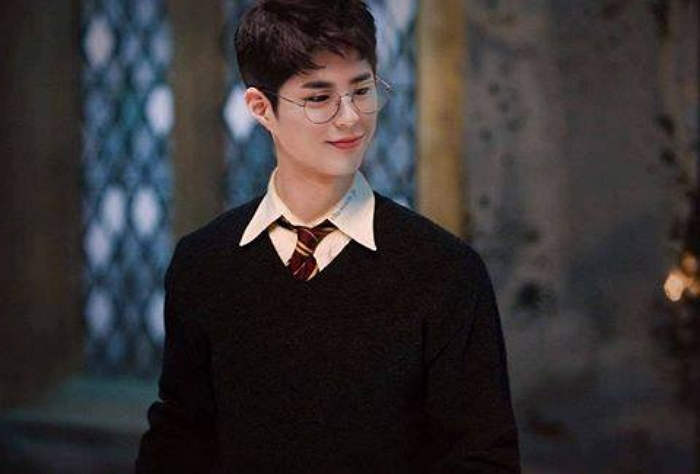 park bo gum harry potter