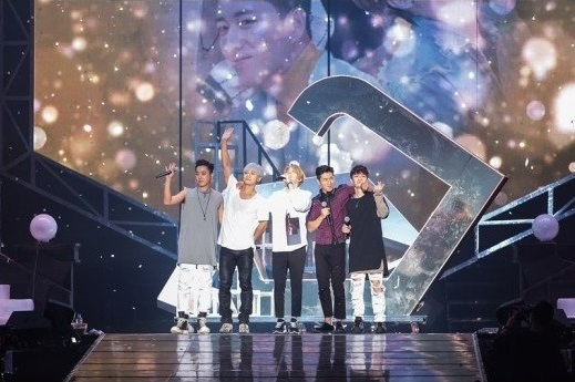 SECHSKIES Holds First Official Solo Concert In 16 Years