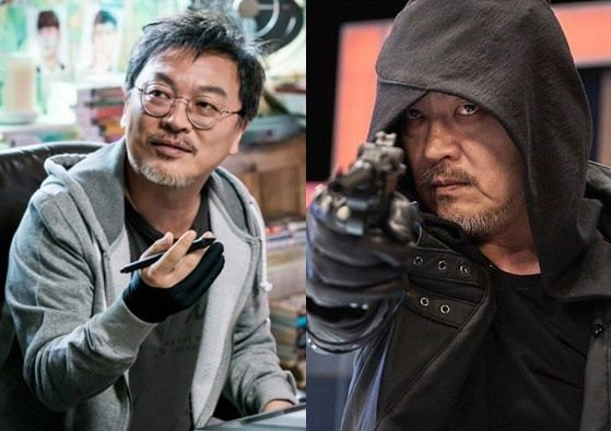 "Kim Eui Sung Amusingly Gets Into Character While Thanking Director Of ""W"""