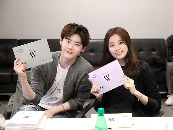 lee jong suk han hyo joo w script