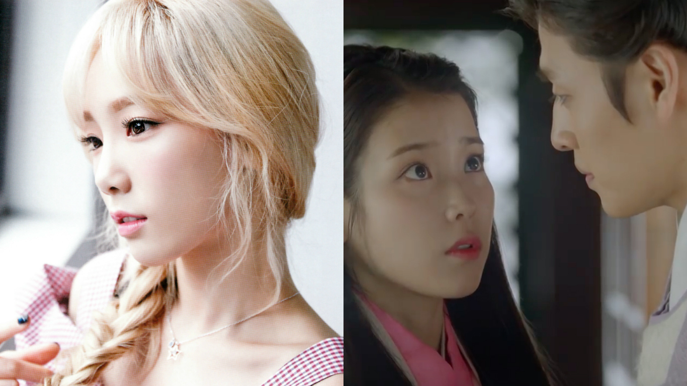 """Girls' Generation's Taeyeon Lends Voice To New """"Scarlet Heart: Goryeo"""" OST"""