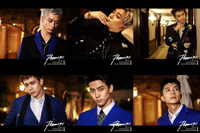"2PM Takes Over Asian iTunes Charts With ""Promise"""