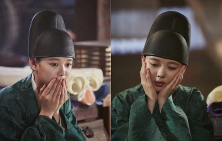 moonlight drawn by clouds kim yoo jung