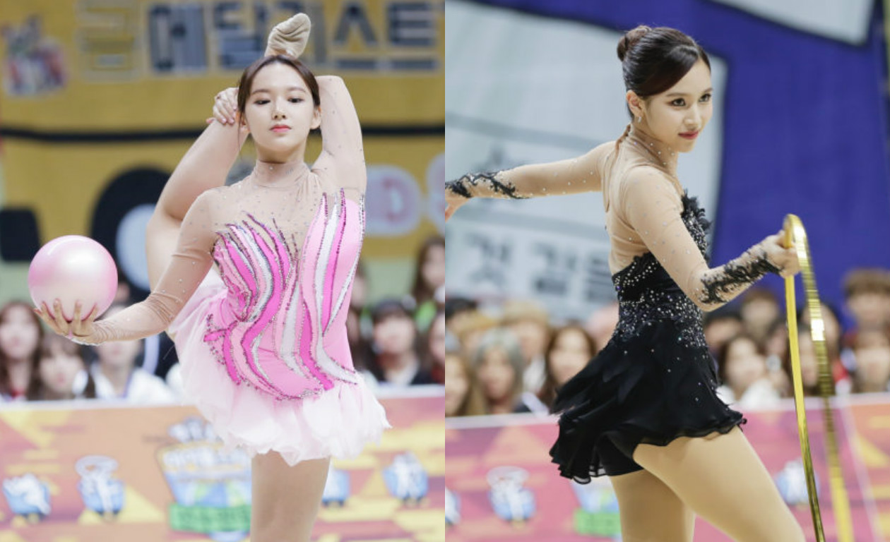 """Idol Star Athletics Championships"" Reveals 6 Female Idols Competing In Rhythmic Gymnastics"