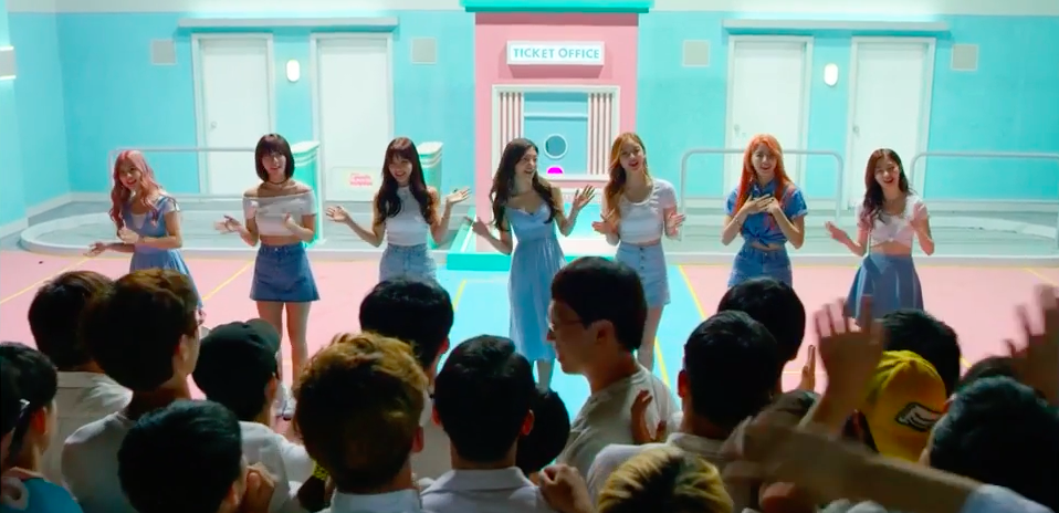 "Watch: DIA Celebrates 1st Debut Anniversary With Fans In ""The Love"" MV"