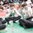 """BTS, GOT7, TWICE, And More Feature In Archery Photos And Videos To Fans From """"Idol Star Athletics Championships"""""""