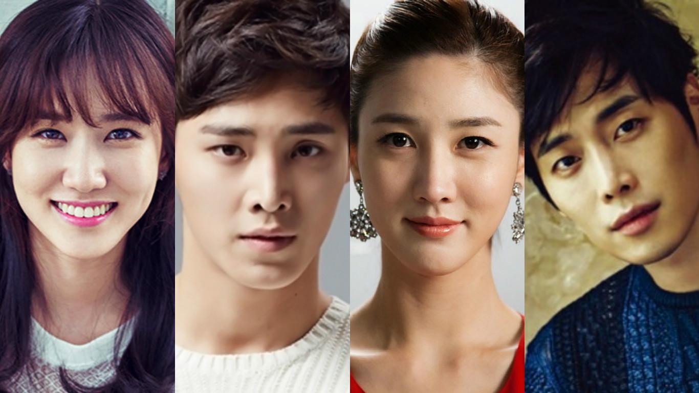 Park Eun Bin Lee Soo Kyung 5urprise Lee Tae Hwan Kim Jae Won