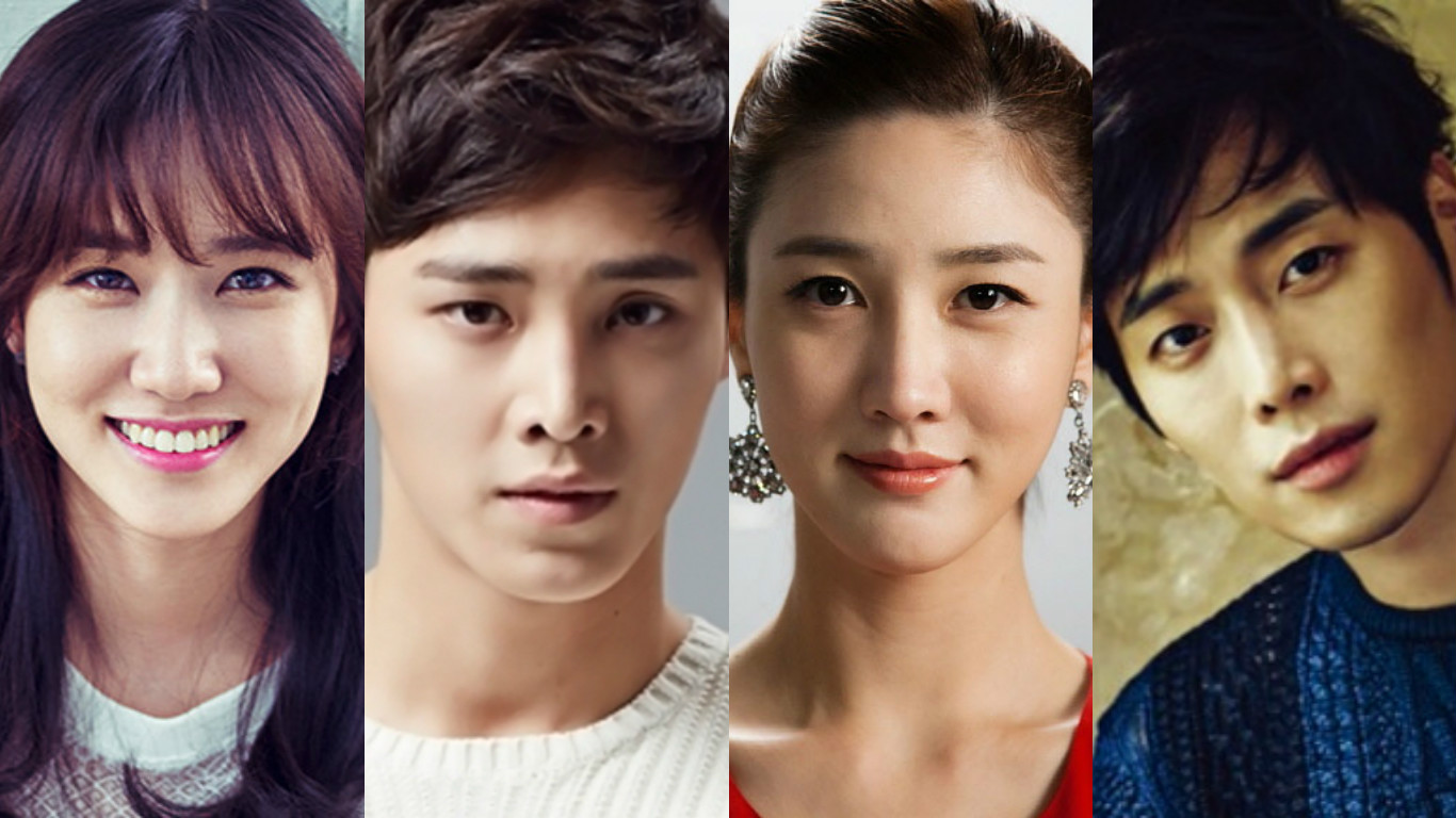 Kim Jae Won, Lee Tae Hwan, And More To Headline New MBC Weekend Drama