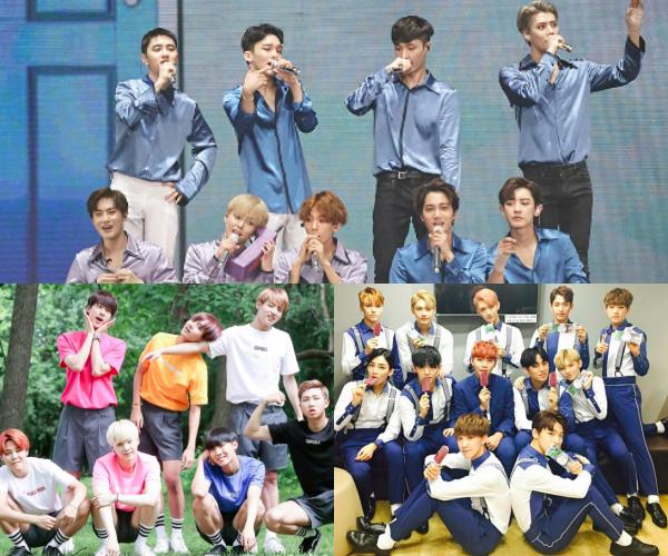 September Boy Group Brand Reputation Rankings Revealed