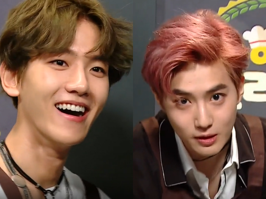 Watch: How Do EXO's Baekhyun And Suho Fare When Tasked With Cooking Eggs?