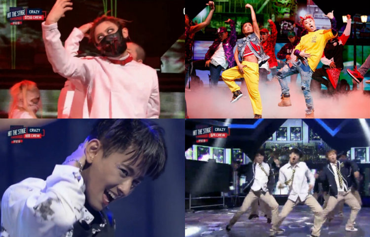 "Watch: Jang Hyunseung, U-Kwon, Seyong, and Feeldog Compete For ""Craziest"" Performance"