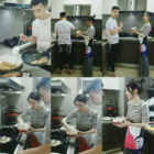 Super Junior's Sungmin Cooks For Chuseok With Wife Kim Sa Eun