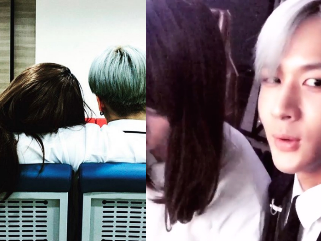 """VIXX's Ravi Fails To Troll Fans With A Photo Of His """"Girlfriend"""""""